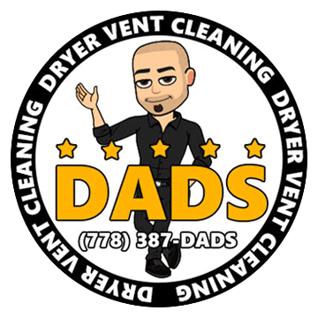 Dads Dryer Vent Cleaning Logo