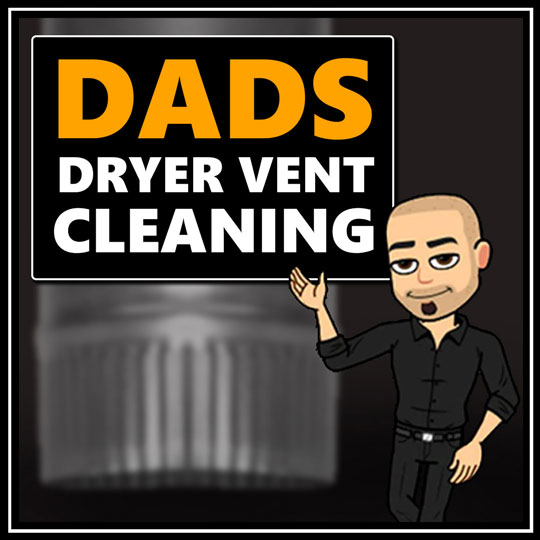 Connect with Dads Dryer Vent Cleaning on Social Media